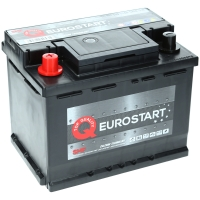 Eurostart SMF 12V 55Ah 520A/EN +Pol links HN55LSMF