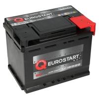 Eurostart SMF 12V 55Ah 520A/EN +Pol rechts