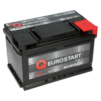 Eurostart SMF 12V 75Ah 700A/EN +Pol rechts