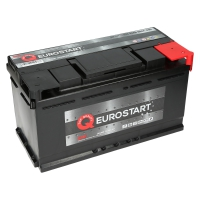 Eurostart SMF 12V 92Ah 800A/EN +Pol rechts