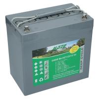 HAZE HZY-EV12-55 12V 60Ah GEL Batterie