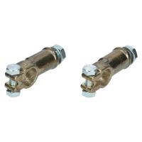 Batterieklemmen aus Messing für US-KFZ - beide Pole 03971