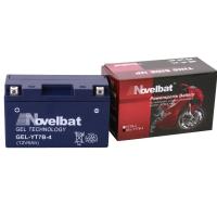 Novelbat GEL 12V 6Ah 60 A/EN YT7B-4