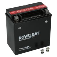 Novelbat AGM 12V 14Ah 220A/EN +L YTX16-BS