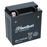 Novelbat GEL 12V 16Ah 160 A/EN YTX16-BS GEL