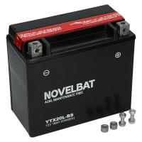 Novelbat AGM 12V 18Ah 250A/EN +R YTX20L-BS