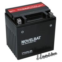 Novelbat 12V 30Ah 400A/EN +R YTX30L-BS