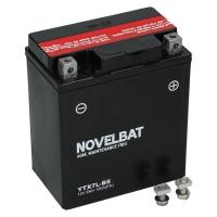 Novelbat AGM 12V 6Ah 100A/EN +R YTX7L-BS