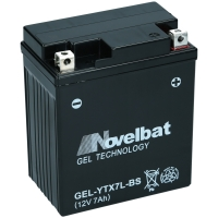 Novelbat GEL 12V 7Ah 120 A/EN YTX7L-BS GEL