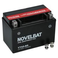 Novelbat AGM 12V 8Ah 110A/EN +L YTX9-BS