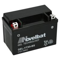 Novelbat GEL 12V 9Ah 145 A/EN YTX9-BS GEL