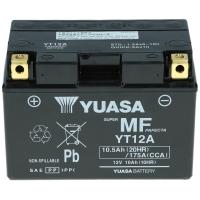 Yuasa AGM 12V 10,5Ah 210A CCA +L YT12A-BS