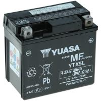 Yuasa AGM 12V 4,2Ah 80A CCA YTX5L-BS