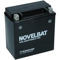 Novelbat AGM YTX20CH-BS 12V 18Ah 220A/EN +L NB249