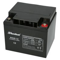 Gel Batterie 12V 40Ah Novelbat NG40-12 Deep Cycle GEL Rollstuhl, Elektromobile