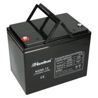 Gel Batterie 12V 80Ah Novelbat NG80-12 Deep Cycle GEL Rollstuhl, Elektromobile