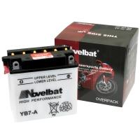 Novelbat 12V 8Ah 90A/EN +R  YB7-A