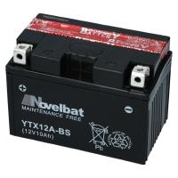 Novelbat AGM 12V 10Ah 120A/EN +L YTX12A-BS
