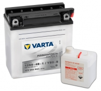 Varta Powersports Freshpack 12N9-4B-1 / YB9-B 12V 9Ah