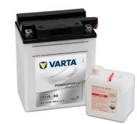 Varta Powersports Freshpack YB14L-B2 12V 14Ah
