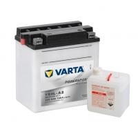 Varta Powersports Freshpack YB9L-A2 2V 9Ah