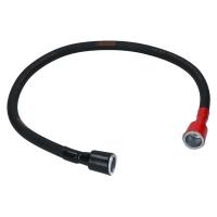 Verbindungskabel für Autobatterien 70cm Lang und 25mm Durchmesser Qualität Hoch 04022