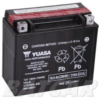Yuasa AGM 12V 18,9Ah 270A CCA +R YTX20HL-BS