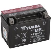 Yuasa AGM 12V 8,4Ah 135A CCA +L YTX9-BS