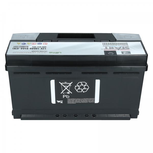 autobatterie ultra start 12v 100ah 840a en autobatterien. Black Bedroom Furniture Sets. Home Design Ideas