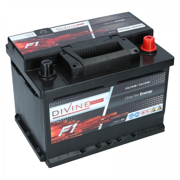 autobatterie divine f1 12v 55ah 480a en autobatterien. Black Bedroom Furniture Sets. Home Design Ideas