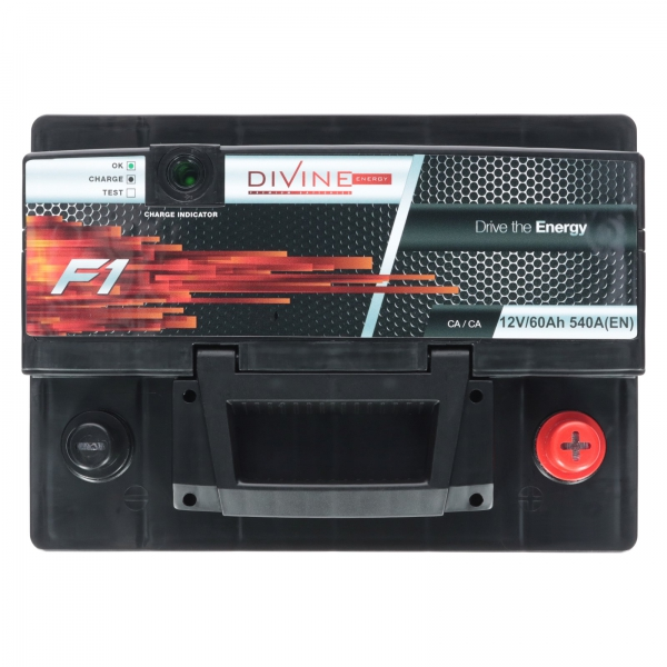 autobatterie divine f1 12v 60ah 540a en autobatterien shop motorradbatterien lkw. Black Bedroom Furniture Sets. Home Design Ideas