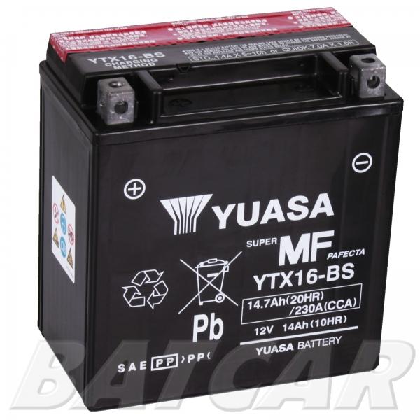 yuasa 12v 14ah shop motorradbatterie. Black Bedroom Furniture Sets. Home Design Ideas