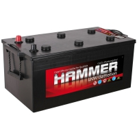 Hammer LKW Batterien