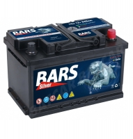 Bars Silver Batterien